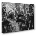Canvas print art photography art gallery Bali Paris Nacivet B176-08-BW010